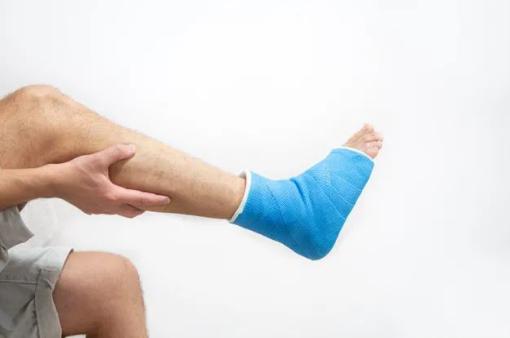 脚踝扭伤无法手术,国康专业指导解除危机! 第0张